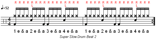 Two Great Drum Beats for Beginners – OnlineDrummer.com