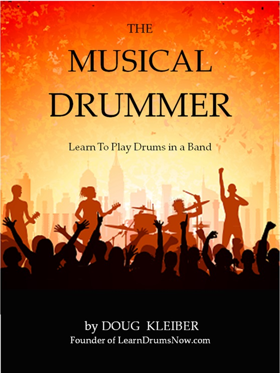 the learning path i took to play the drums Joining a band can seem like a daunting experience because most beginners feel that they should know more, or practice playing until they feel like a pro.